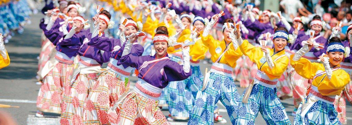 tung-bung-le-hoi-yosakoi-tai-tokyo-nhat-ban-2